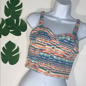 Billy By Flying Tomatoe Summer Top (S14928)